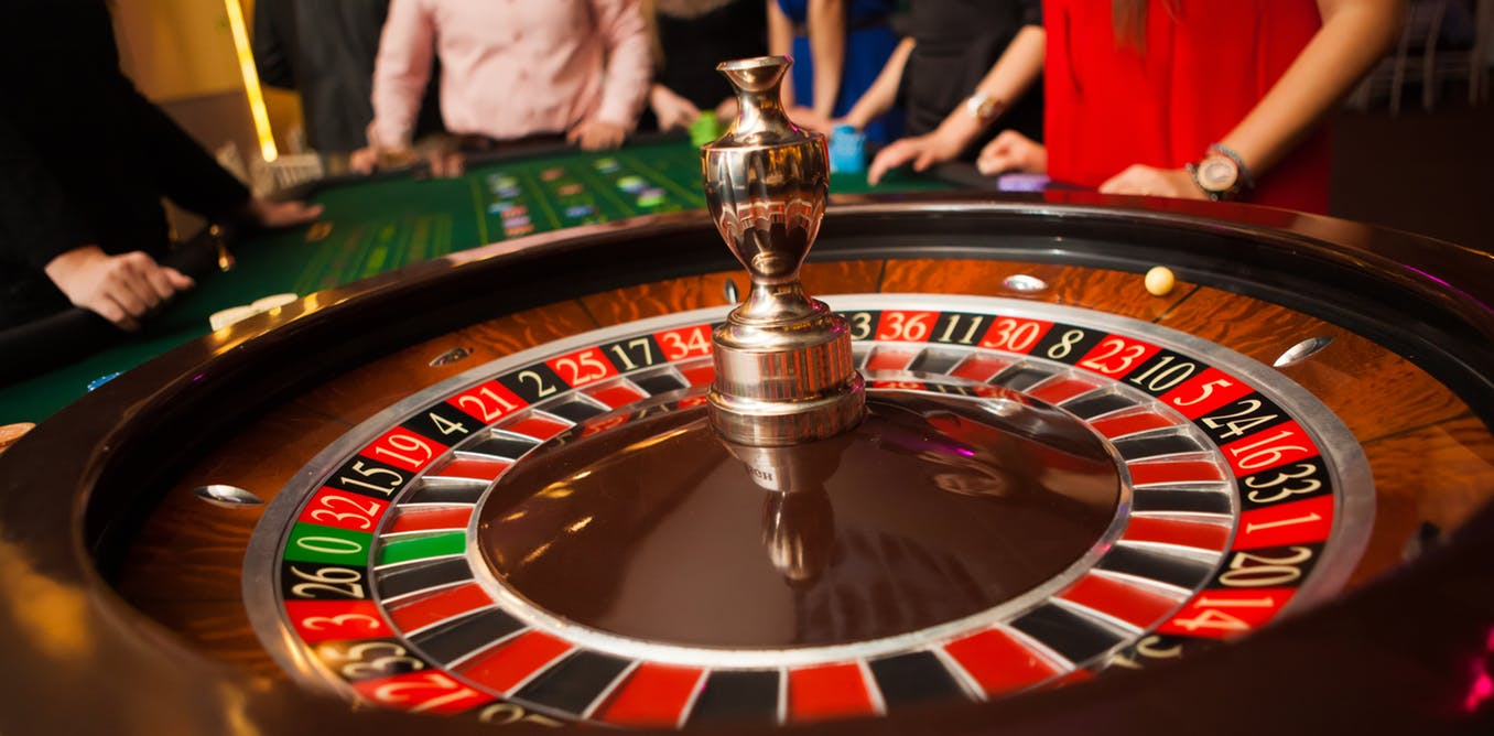 What I Learned from Playing Roulette for the First Time